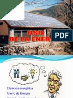 1ro Eficienca, Ahorro Energia -Medio Ambiente