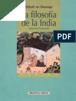 La filosofía de la India - Helmuth von Glasenapp