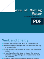8-3 the Force of Moving Water