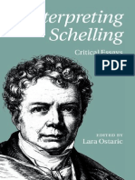 Interpreting Schelling_ Critical Essays-Cambridge University Press (2014)
