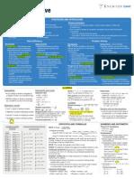 GMAT Full Key Notes
