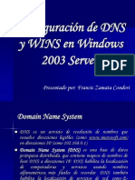 Configuracin de DNS y Wins en Windows 2003 1220824335384339 9