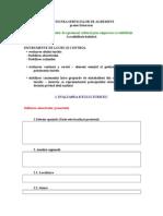 Plan Proiect Seminar Gestiunea Serviciilor de Agrement Bar