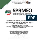 Informe Tecnico Estadistico Anual Dimension Aceite Pol a 2014 Ok