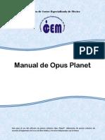 Manual de OPUS Planet.pdf