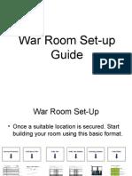 War Room Setup Guide