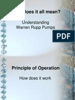 Section 2 (Understanding Warren Rupp) KLM
