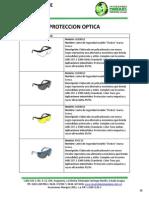 Proteccion Optica