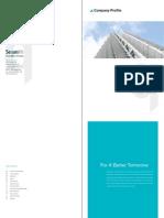 Company Profile - PT. AJ Sequis Life