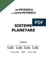 Sisteme Planetare, PETRESCU Florian Ion