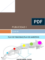 Publicidad - Plan de Marketing
