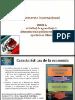 Política Comercial Apertura en México