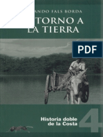 Fals Borda O Historia Doble de La Costa Vol 4 1986