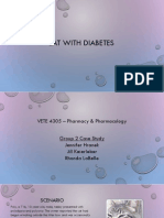 vete 4305 - group 2 case study - cat with diabetes