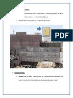 Informe de Procesos Cosntructivos
