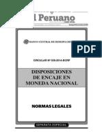 Separata Especial 1 Normas Legales 30-11-2014 [TodoDocumentos.info]