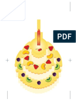 Birthday Cake - Colorized