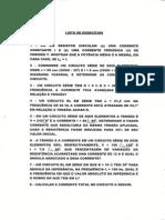 Lista de Exercicios 1, Eletrotécnica