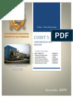 Cobit 5.0 Informe Ejecutivo