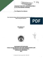 Analisis Kerusakan Pipa Superheater Pada HRSG PLTU Muara Karang