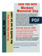 WMD April 2008 Save the Date Flyer