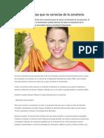 7 Beneficios de La Zanahoria