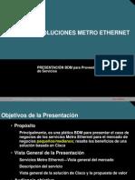Metro Ethernet Bdm