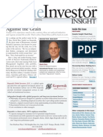 Value Investor Insight - March 31, 2014