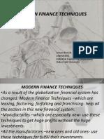 Modern_Finance_Techniques.ppt