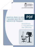 Manual Adquisicion Mobiliario Oficina