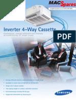 MS Samsung Cassette Inverter