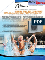 MS Pool Heat Pumps