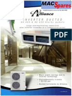 MS Alliance Air Inverter Duct 60 96