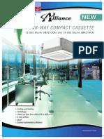 MS Alliance Air 4way Compact Cassette