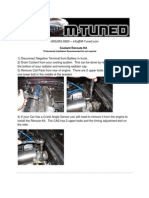 M-Tuned Reroute Instructions