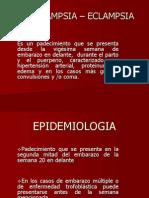Preeclampsia – Eclampsia