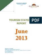 Tourism Statistics 201306