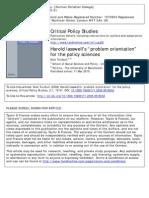Harold Lasswell's Problem Orientation.pdf