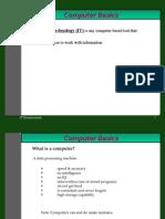 Basics of Computer