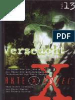 Akte X Novel - Bd. 13 - Verseucht