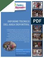 Santa Rosa Fund Informe Deportes 2012