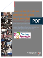 Santa Rosa Fund Informe Video Foros 2012