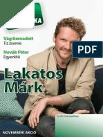 Szimpatika Magazin 2014 November