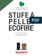 Stufe a Pellet Ecofire 6224