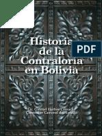Contraloria en Bolivia
