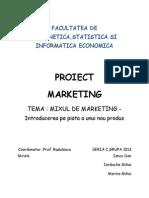 Analiza marketing  - Fibrobar