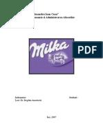 Management - Milka