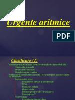 Urgente Aritmice
