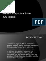 Enron_Corporate Governance