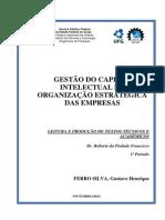 Gestão Do Capital Intelectual Na Organização Estratégica Das Empresas w
